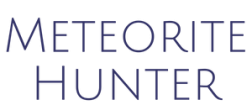 meteorite hunter logo